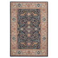 Safavieh Madison Myrcella 9-Foot x 12-Foot Area Rug in Navy/Cream