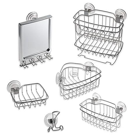 Lupo Lock Suction Bath Accessories