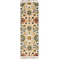 Magnolia Home by Joanna Gaines Brushstroke Multicolor 2-Foot 6-Inch x 7-Foot 6-Inch Runner