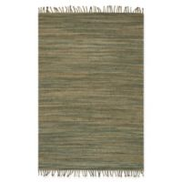 Magnolia Home by Joanna Gaines Drake 2-Foot 3-Inch x 3-Foot 9-Inch Accent Rug in Lagoon