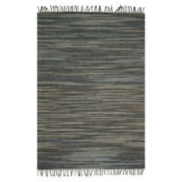 Magnolia Home by Joanna Gaines Drake 7-Foot 9-Inch x 9-Foot 9-Inch Area Rug in Storm