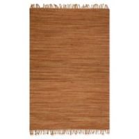 Magnolia Home by Joanna Gaines Drake 7-Foot 9-Inch x 9-Foot 9-Inch Area Rug in Spice