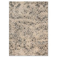 Magnolia Home By Joanna Gaines Kivi 5-Foot 3-Inch x 7-Foot 8-Inch Area Rug in Ivory/Ink