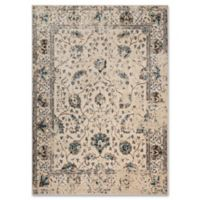 Magnolia Home By Joanna Gaines Kivi 6-Foot 7-Inch x 9-Foot 2-Inch Area Rug in Ivory/Multi