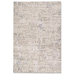 Jaipur Masonic Edge 7-Foot 6-Inch x 9-Foot 6-Inch Area Rug in Turtledove/Vaporous Grey