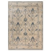 Magnolia Home By Joanna Gaines Kivi 5-Foot 3-Inch x 7-Foot 8-Inch Area Rug in Ivory/Slate