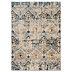 Magnolia Home By Joanna Gaines Kivi 5-Foot 3-Inch x 7-Foot 8-Inch Area Rug in Sand/Ocean
