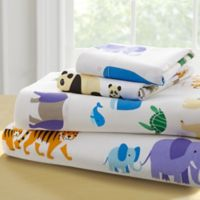 Olive Kids™ Endangered Animals 4-Piece Sheet Set