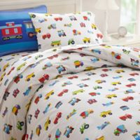 Olive Kids™ Trains, Planes, Trucks Twin Duvet Cover