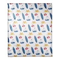 Designs Direct First Mate Collection Beach Fun Blanket