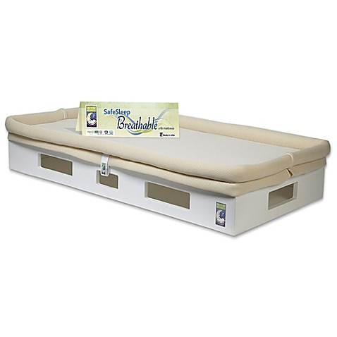 Secure Beginnings Safesleep Breathable Crib Mattress In