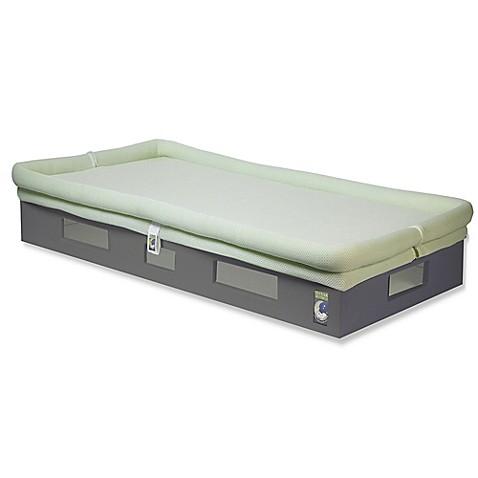 Secure beginnings safesleep breathable crib mattress in for Breathable crib mattress