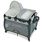 Graco® Pack 'n Play Playard Quick Connect Portable Napper with Bassinet in Teddy