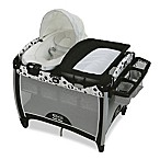 Graco Pack 'n Play Quick Connect Portable Bouncer with Bassinet in Balancing Act