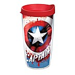 Tervis® Marvel® Captain America 16 oz. Wrap Tumbler with Lid