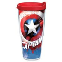 Tervis® Marvel® Captain America 24 oz. Wrap Tumbler with Lid