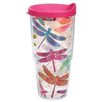 Tervis® Dragonfly Mandala Wrap 24 oz. Tumbler with Lid