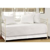 Vashon Daybed Quilt Set in Ivory