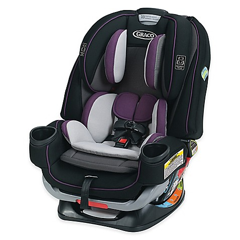 Graco® 4Ever™ Extend2Fit™ All-in-One Convertible Car Seat in Jodi ...