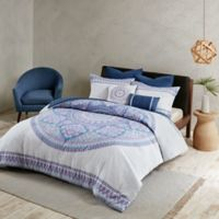 Urban Habitat Coletta 7-Piece King/California King Comforter Set in Purple