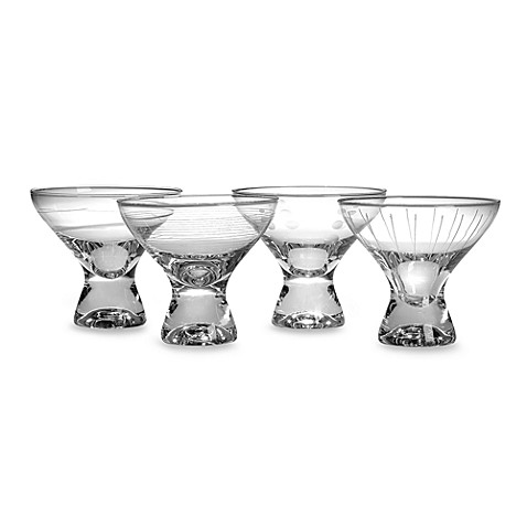 Mikasa® Cheers 10-Ounce Cocktail Glasses (Set of 4)