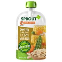 Sprout® 4 oz. Stage 3 Organic Baby Food in Sweetpea, Carrot, Corn and White Bean