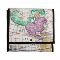Walter+Ray TAB Seatback Pocket Liner in World Print