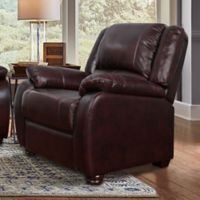 Lifestyle Solutions™ Rockledge Leather Recliner in Espresso