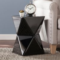 Southern Enterprises Justine Accent Table in Black