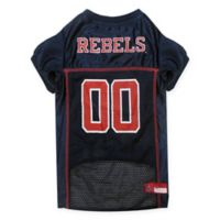 University of Mississippi X-Small Pet Jersey