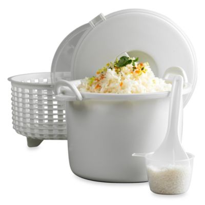 microwavable rice cooker