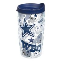 Tervis® NFL Dallas Cowboys 10 oz. Wavy Allover Wrap Tumbler with Lid