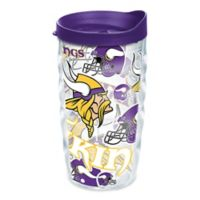 Tervis® NFL Minnesota Vikings 10 oz. Wavy Allover Wrap Tumbler with Lid