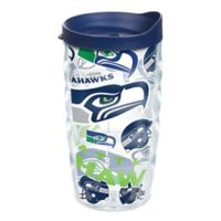 Tervis® NFL Seattle Seahawks 10 oz. Wavy Allover Wrap Tumbler with Lid
