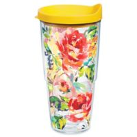 Tervis® Rose Fiesta 24 oz. Tumbler with Lid
