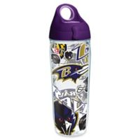 Tervis® NFL Baltimore Ravens 24 oz. Allover Wrap Water Bottle with Lid
