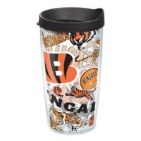 Tervis® NFL Cincinnati Bengals 16 oz. Allover Wrap Tumbler with Lid
