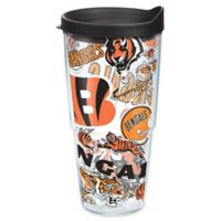 Tervis® NFL Cincinnati Bengals 24 oz. Allover Wrap Tumbler with Lid
