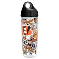 Tervis® NFL Cincinnati Bengals 24 oz. Allover Wrap Water Bottle with Lid