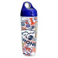 Tervis® NFL Denver Broncos 24 oz. Allover Wrap Water Bottle with Lid