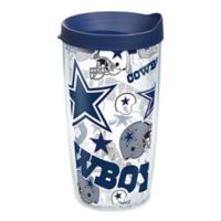 Tervis® NFL Dallas Cowboys 16 oz. Allover Wrap Tumbler with Lid