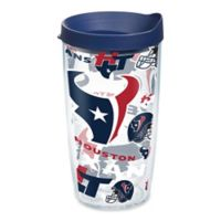 Tervis® NFL Houston Texans 16 oz. Allover Wrap Tumbler with Lid