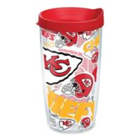 Tervis® NFL Kansas City Chiefs 16 oz. Allover Wrap Tumbler with Lid
