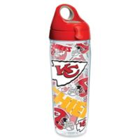 Tervis® NFL Kansas City Chiefs 24 oz. Allover Wrap Water Bottle with Lid