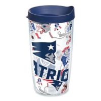 Tervis® NFL New England Patriots 16 oz. Allover Wrap Tumbler with Lid