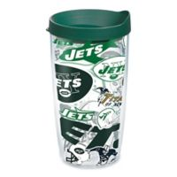 Tervis® NFL New York Jets 16 oz. Allover Wrap Tumbler with Lid