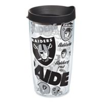 Tervis® NFL Oakland Raiders 16 oz. Allover Wrap Tumbler with Lid