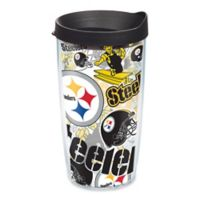 Tervis® NFL Pittsburgh Steelers 16 oz. Allover Wrap Tumbler with Lid