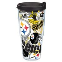Tervis® NFL Pittsburgh Steelers 24 oz. Allover Wrap Tumbler with Lid