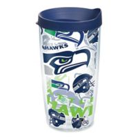 Tervis® NFL Seattle Seahawks 16 oz. Allover Wrap Tumbler with Lid